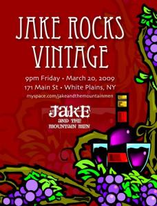 Jake @ Vintage 3/20/2009