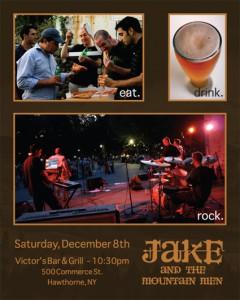 Jake @ Victor's 12-8-07