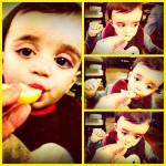 My Kid Eats Lemons