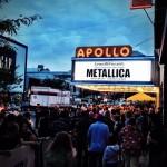 Metallica Live at the Apollo Theater 9/21/2013