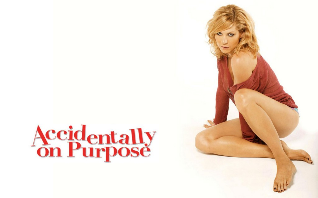 "Jenna Elfman ""Accidentally On Purpose"" - fan wallpaper"