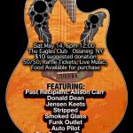Ricky Blues Band – Live in Ossining May 14th