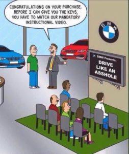 """Drive Like An Asshole"" Instructional Video"