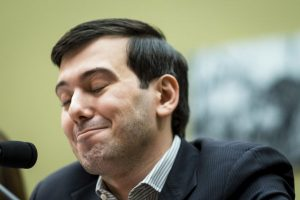 Martin Shkreli's Punchable Face