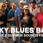 Ricky Blues Band Live @ Peekskill Summer Sound Festival 2019