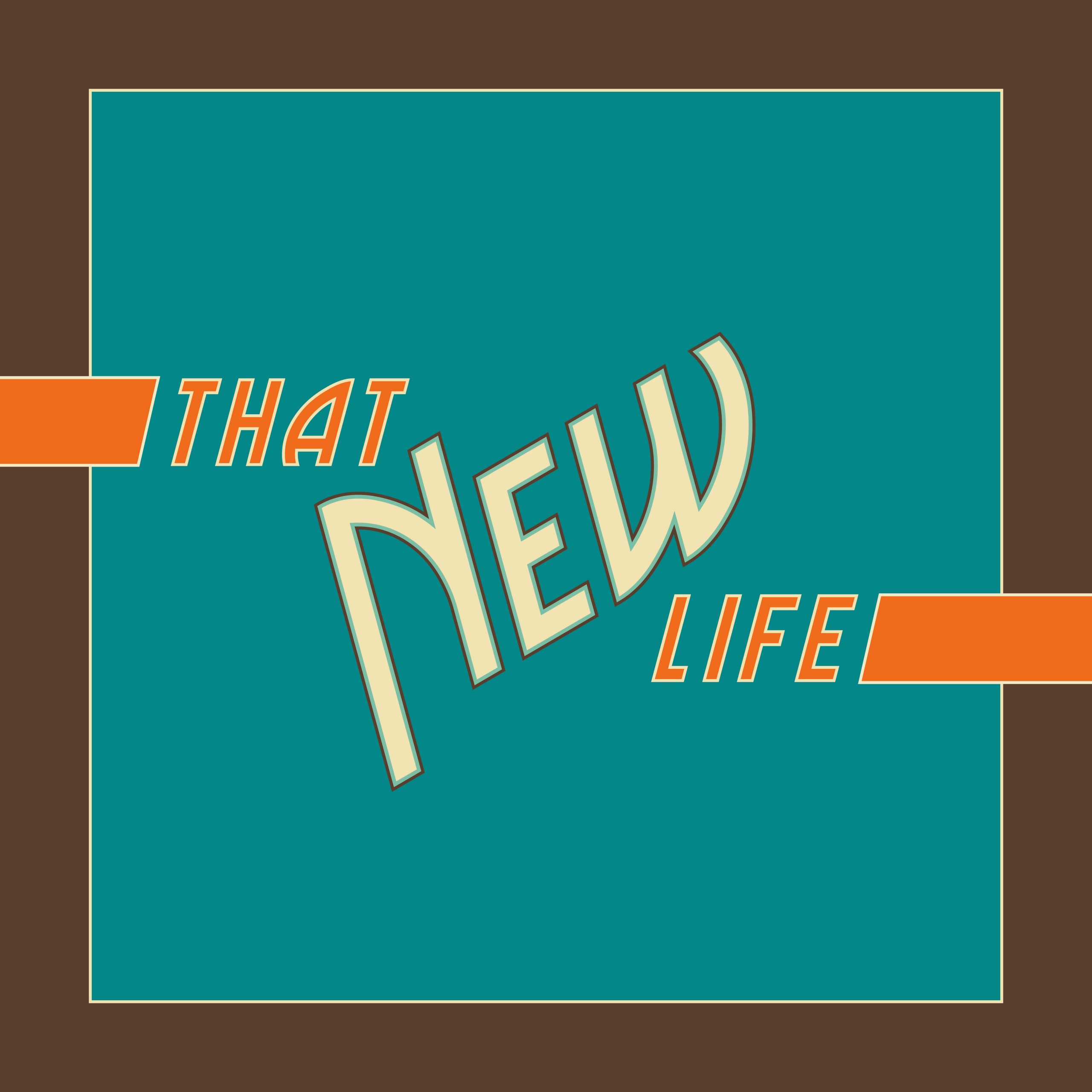 That New Life cover art